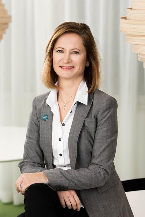 Johanna Parkkinen Ratkaisutoimisto Seedi