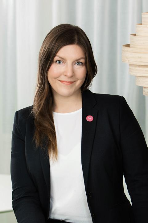 Tanja Haapamäki Ratkaisutoimisto Seedi